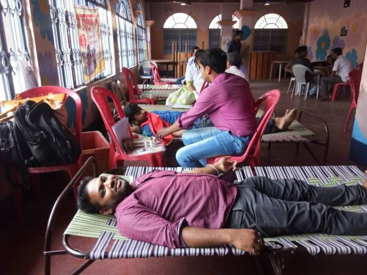 blood donation burdwan